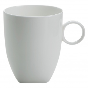 Maxwell and Williams, Cashmere Square Bone China, kubek 350 ml