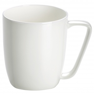 Maxwell and Williams, Cashmere Square Bone China, kubek 420 ml