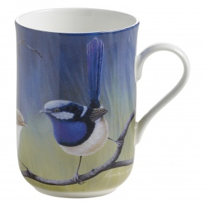 Maxwell and Williams, Birds of the World Bone China, kubek 350 ml, chwostka 1