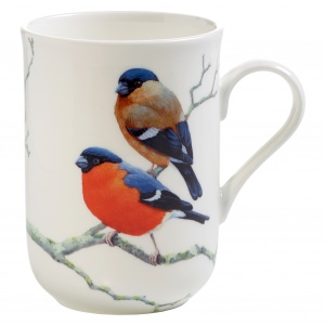 Maxwell and Williams, Birds of Europe Bone China, kubek 350 ml, gile